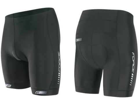 FORCE B20 kerékpáros nadrág