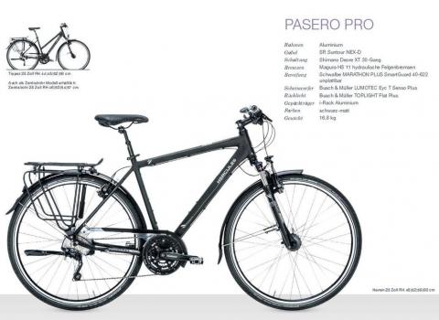 Hercules Pasero Pro