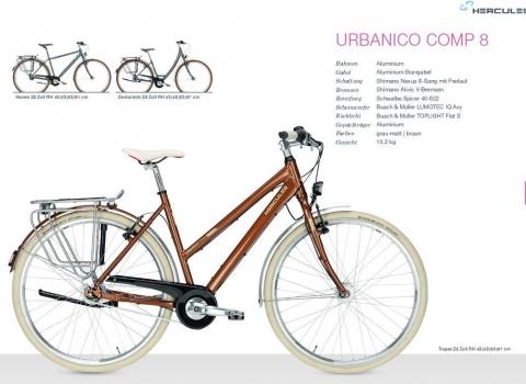 Hercules urbanico comp 8
