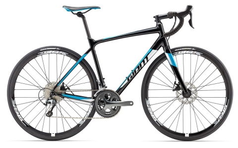 GIANT CONTEND SL 2 DISC 2017